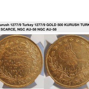 24K Gold Coin
